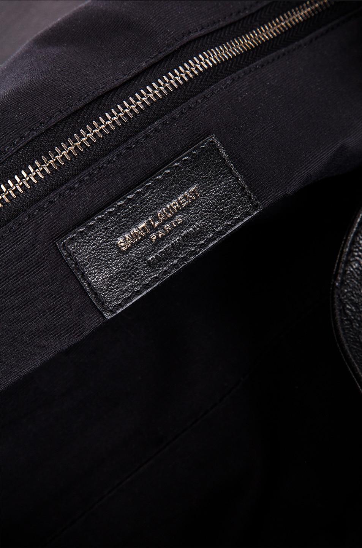 Image 7 of Saint Laurent Nolita Bag in Black