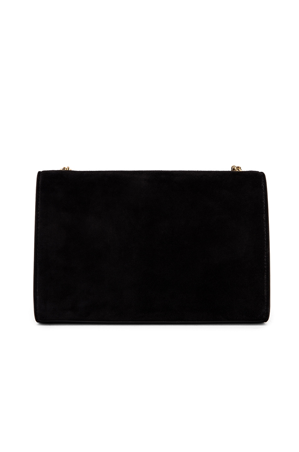 Image 3 of Saint Laurent Small Monogramme Kate Bag in Black