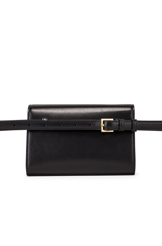Image 3 of Saint Laurent Kate Belt Bag in Black
