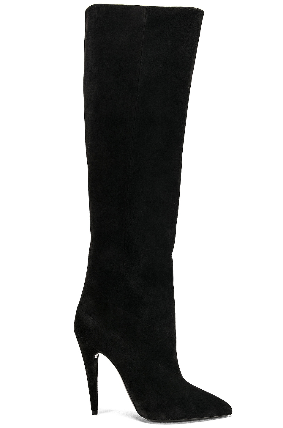 Image 1 of Saint Laurent Abbey Boot in Black