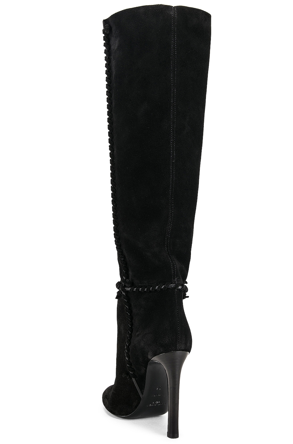Image 3 of Saint Laurent Mica Boots in Black