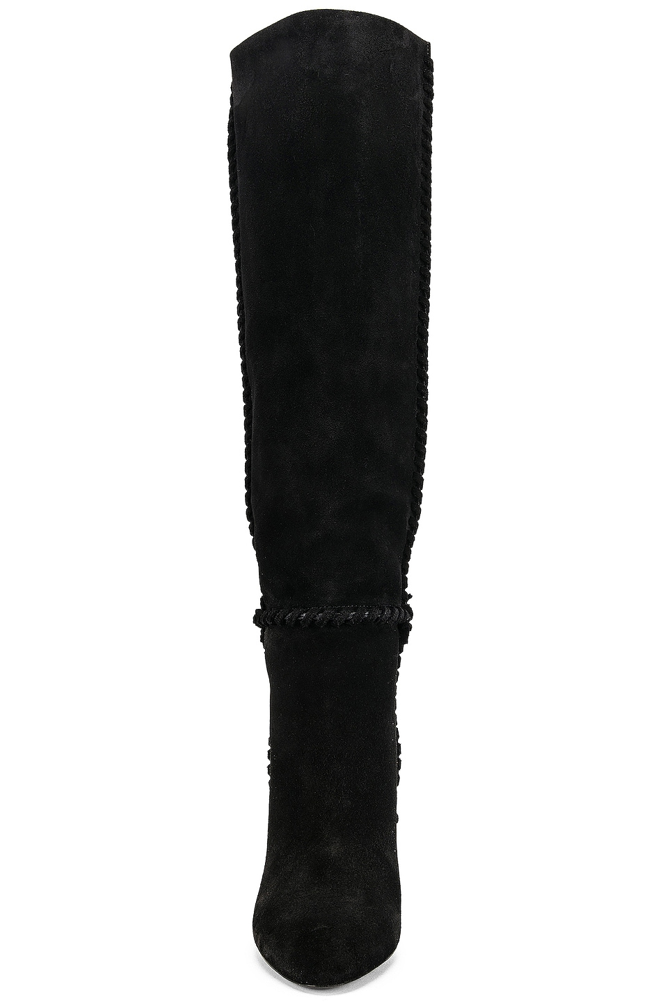 Image 4 of Saint Laurent Mica Boots in Black