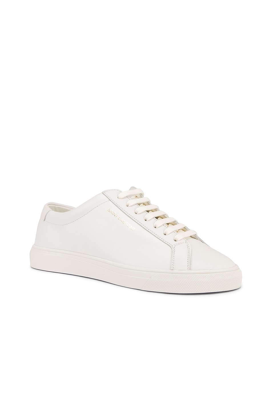 Image 2 of Saint Laurent Andy Sneaker in White