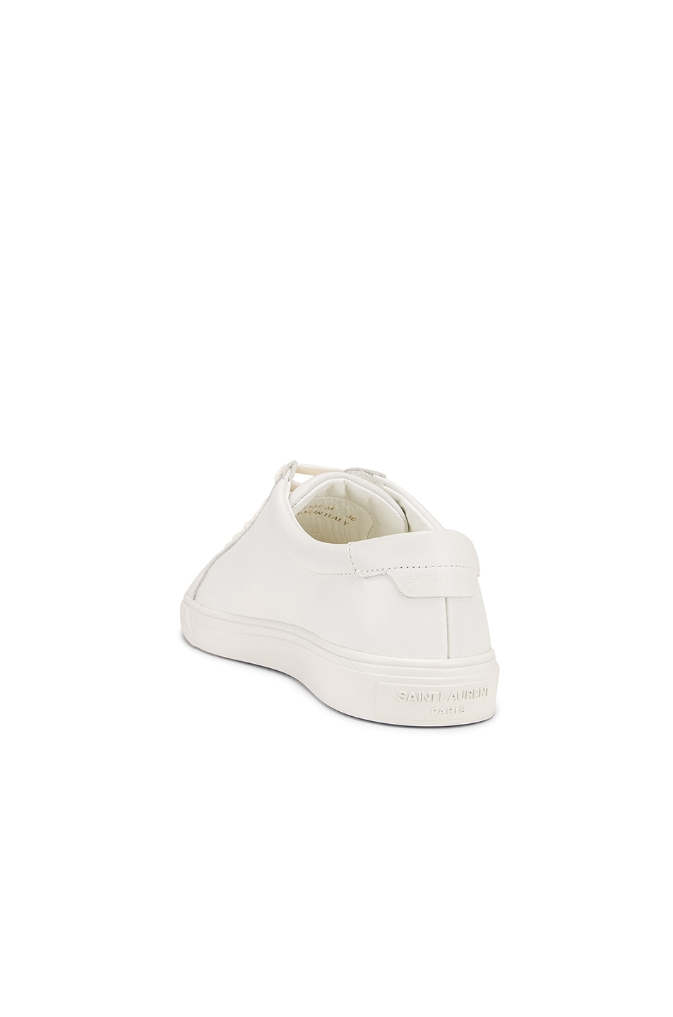 Image 3 of Saint Laurent Andy Sneaker in White
