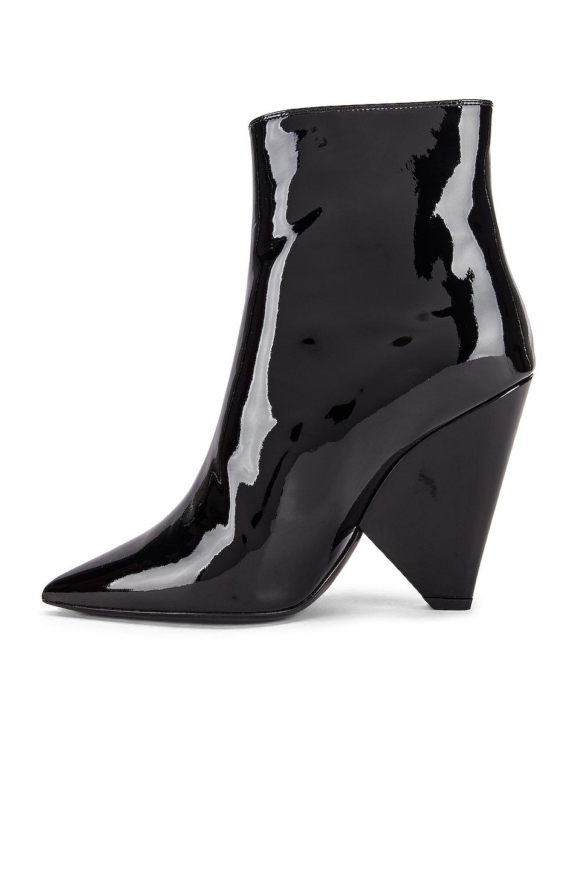 Image 5 of Saint Laurent Niki Booties in Black