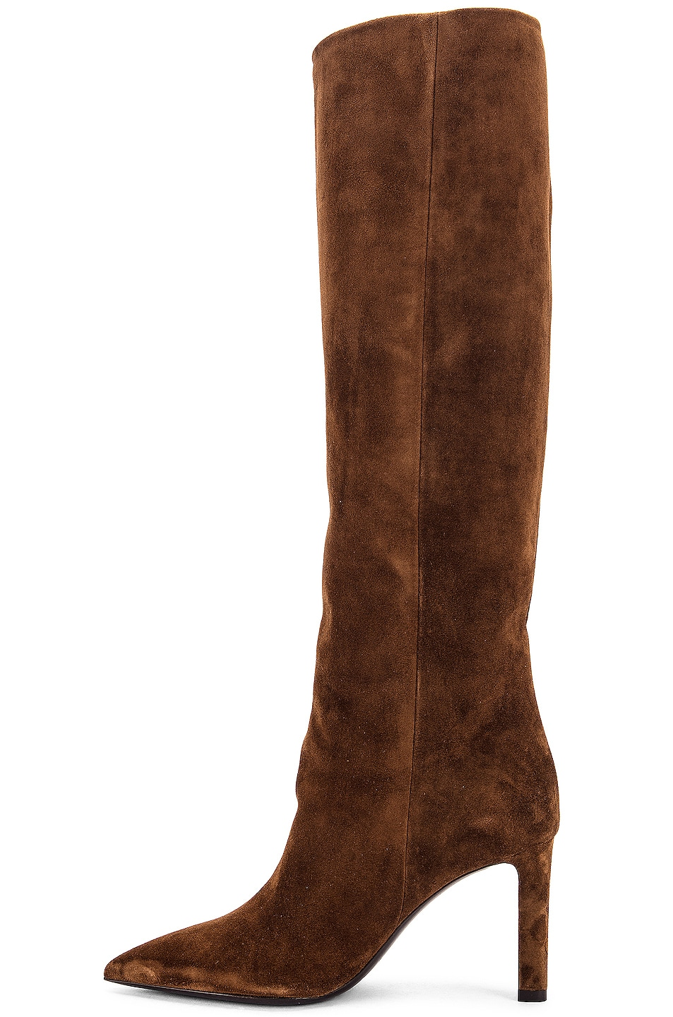 Image 5 of Saint Laurent Kate Boots in Land