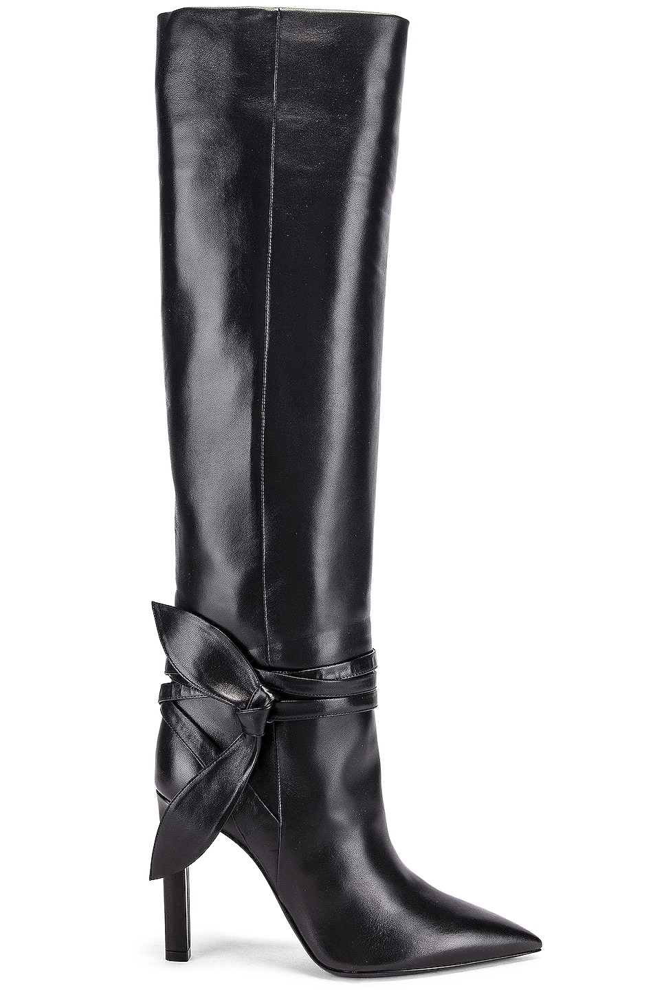 Image 1 of Saint Laurent Kate Boots in Black