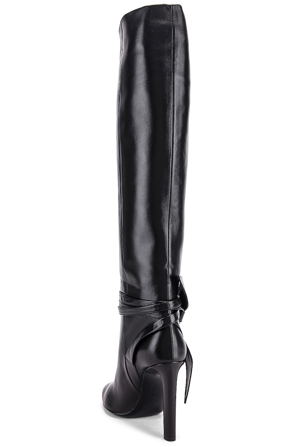 Image 3 of Saint Laurent Kate Boots in Black