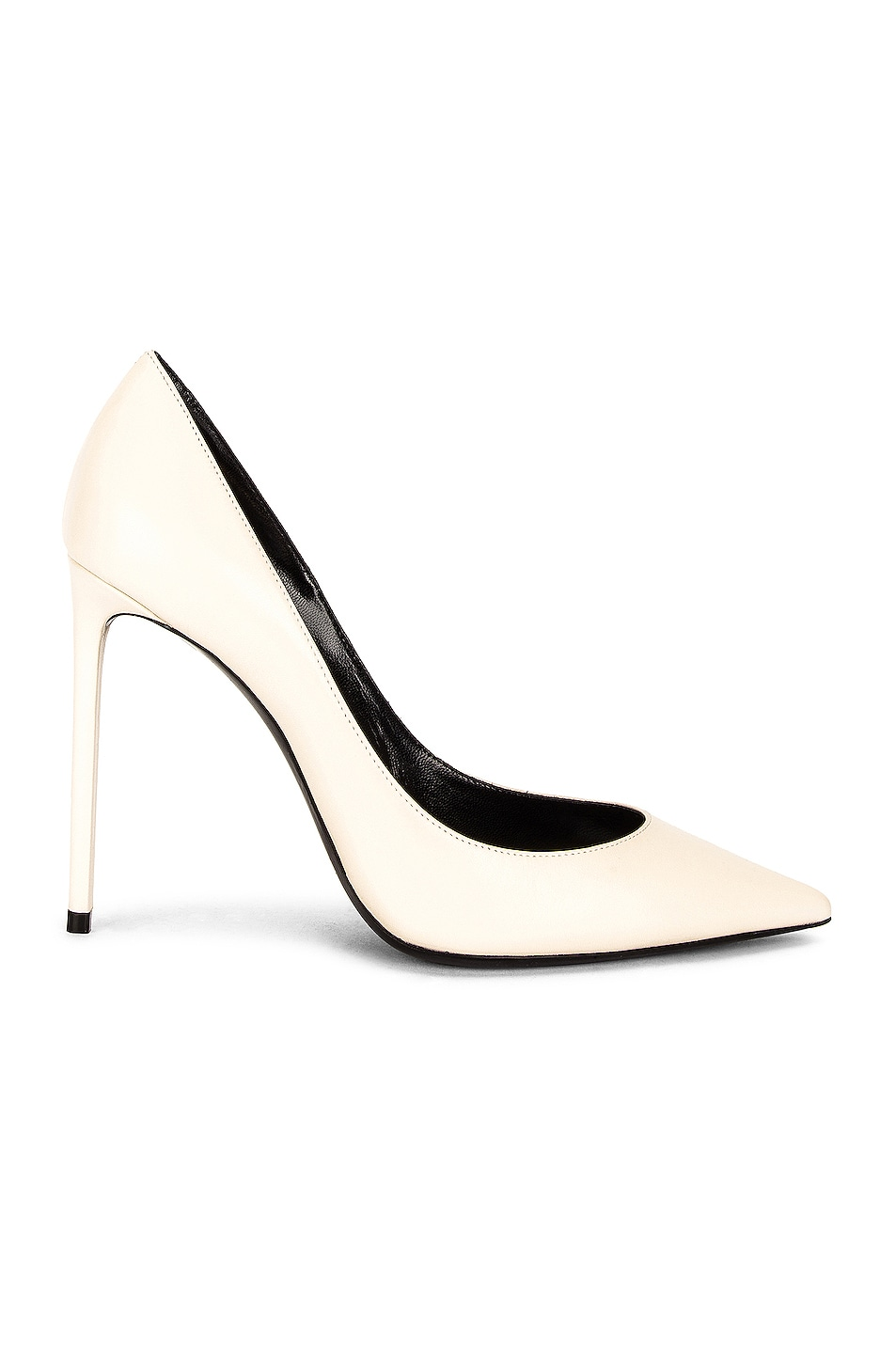 Image 1 of Saint Laurent Zoe Pumps in Pearl