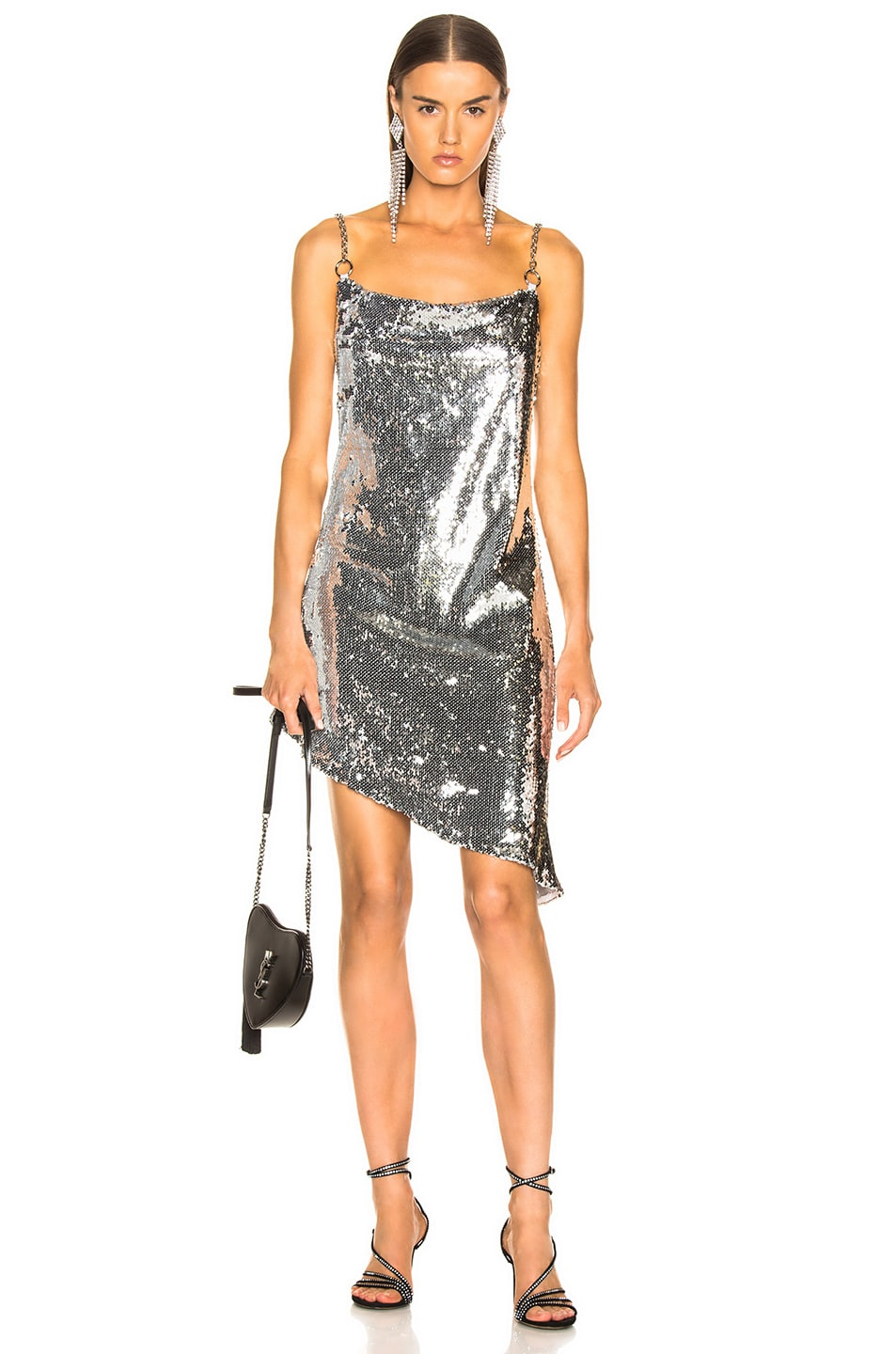 Image 1 of Sandy Liang Tonya Dress in Disco