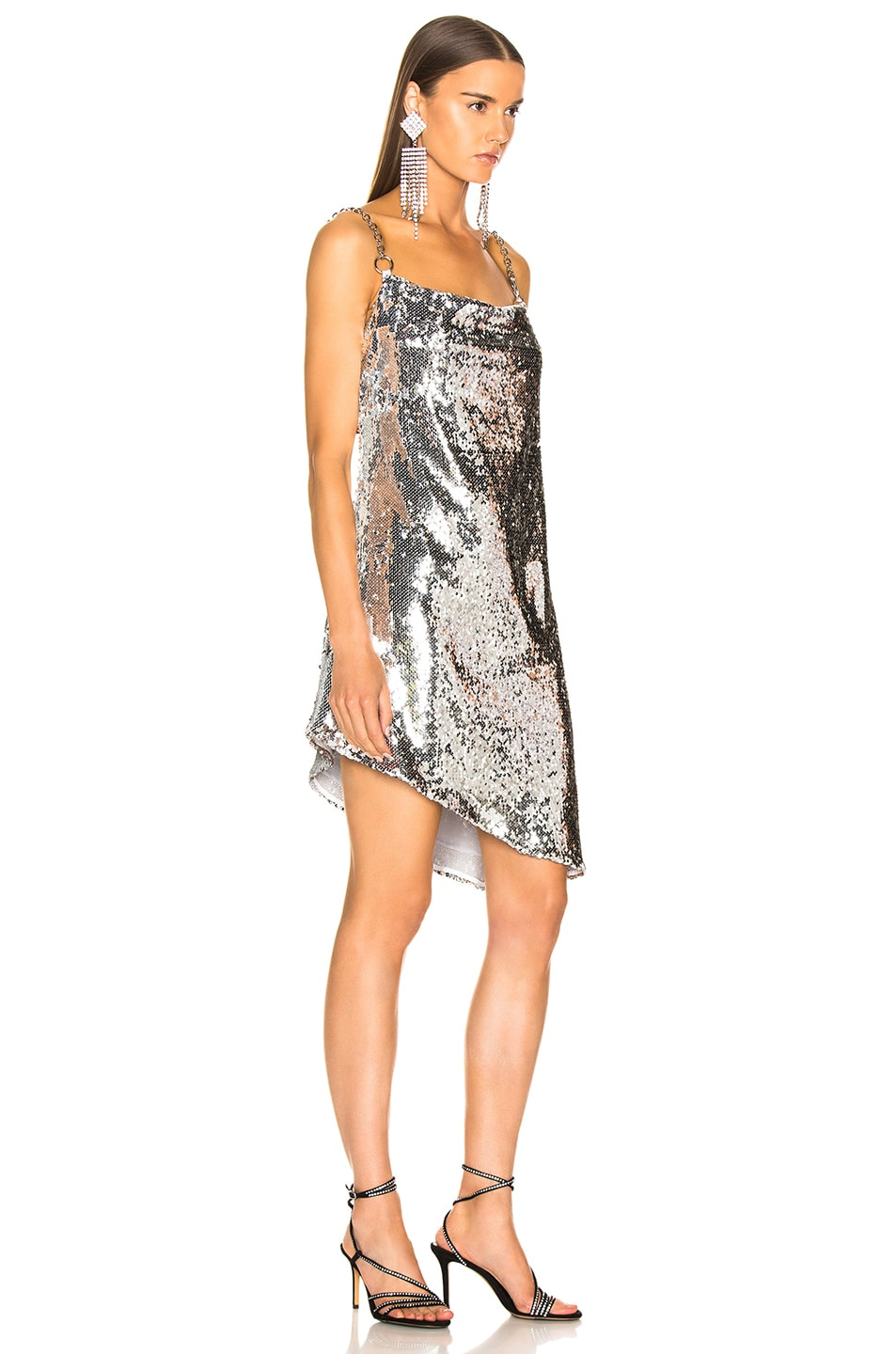 Image 2 of Sandy Liang Tonya Dress in Disco