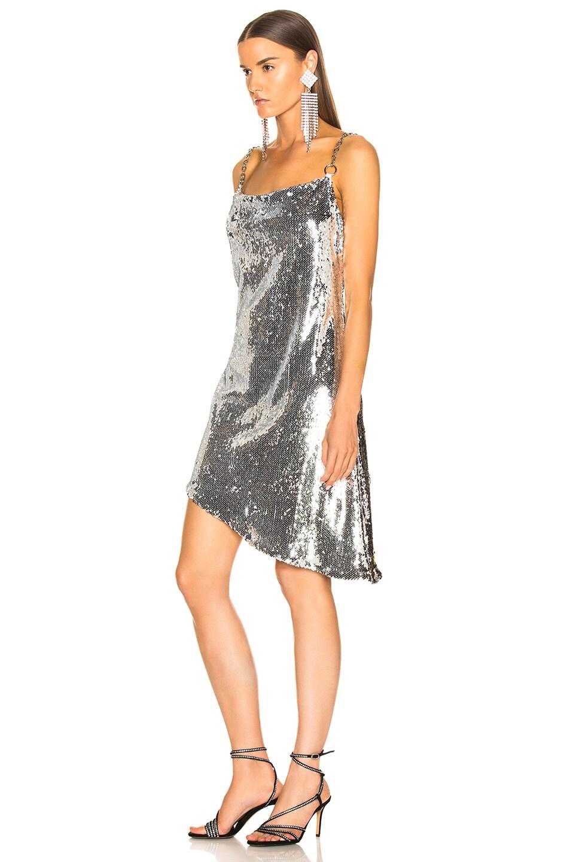 Image 3 of Sandy Liang Tonya Dress in Disco