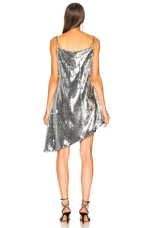 Image 4 of Sandy Liang Tonya Dress in Disco