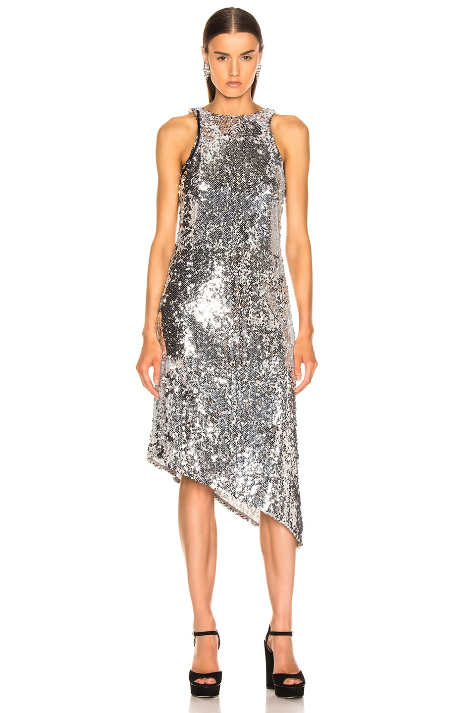 Image 2 of Sandy Liang Fonda Dress in Sequins