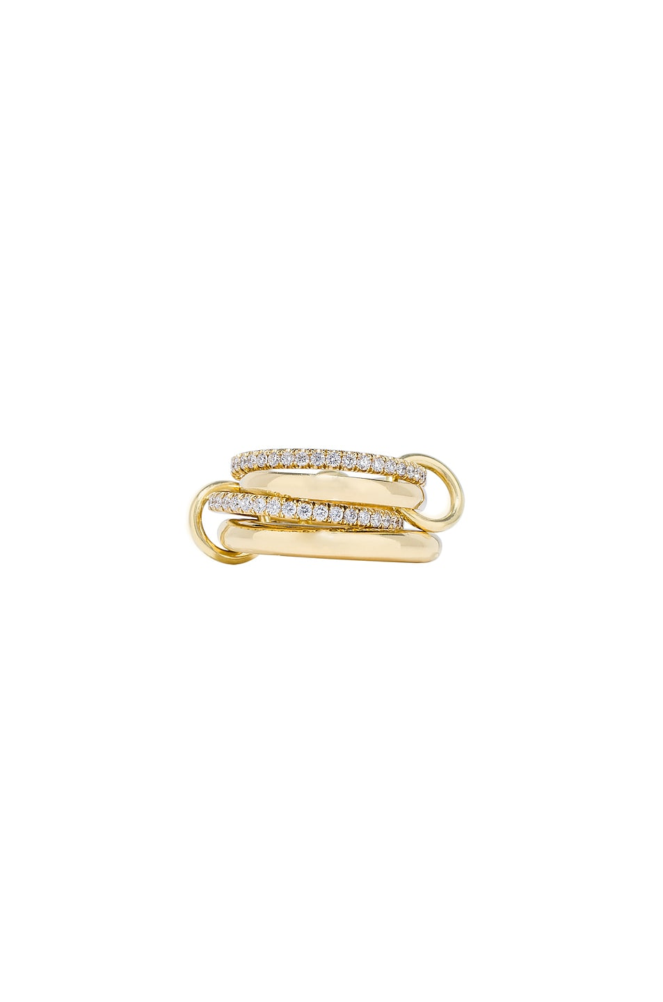 Image 1 of Spinelli Kilcollin Cancer YG Ring in 18K Yellow Gold