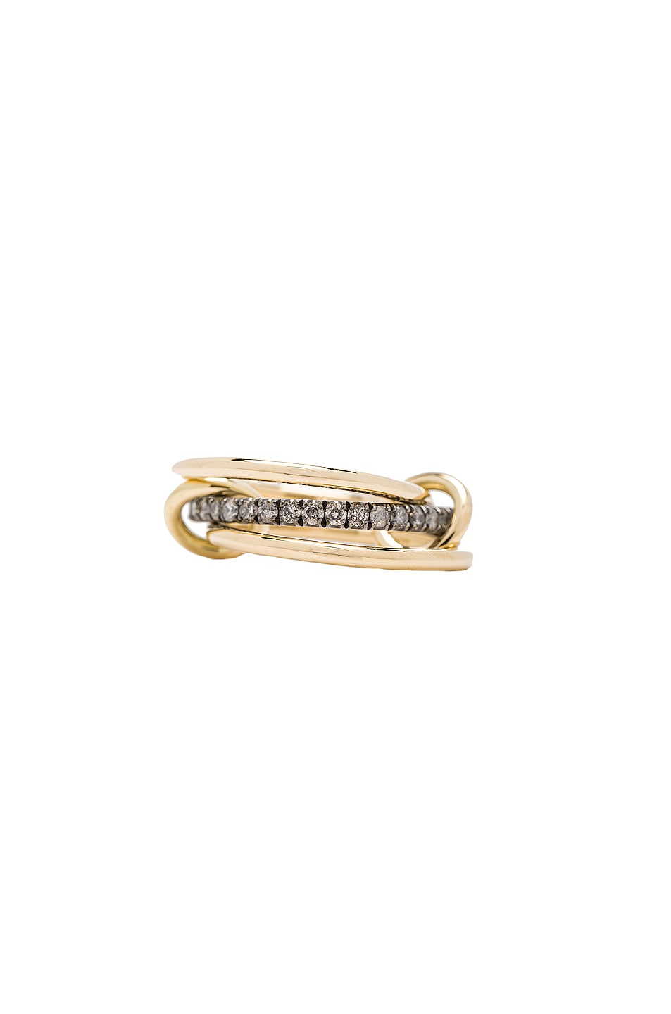 Image 1 of Spinelli Kilcollin Tigris Ring in 18K Yellow Gold