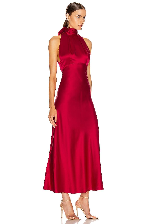 Saloni Dresses Michelle Midi B Dress