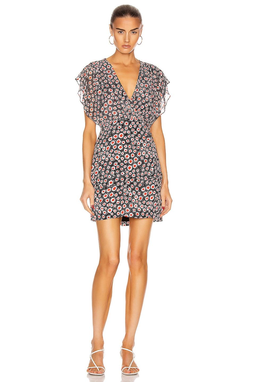 Image 1 of SALONI Brooke Dress in Batik Dot