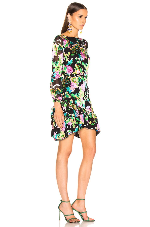 Image 2 of SALONI Felicia Dress in Hydrangea