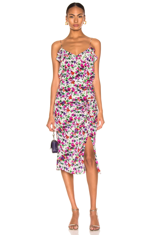 Image 4 of SALONI Kelly Skirt in Rose Bounty