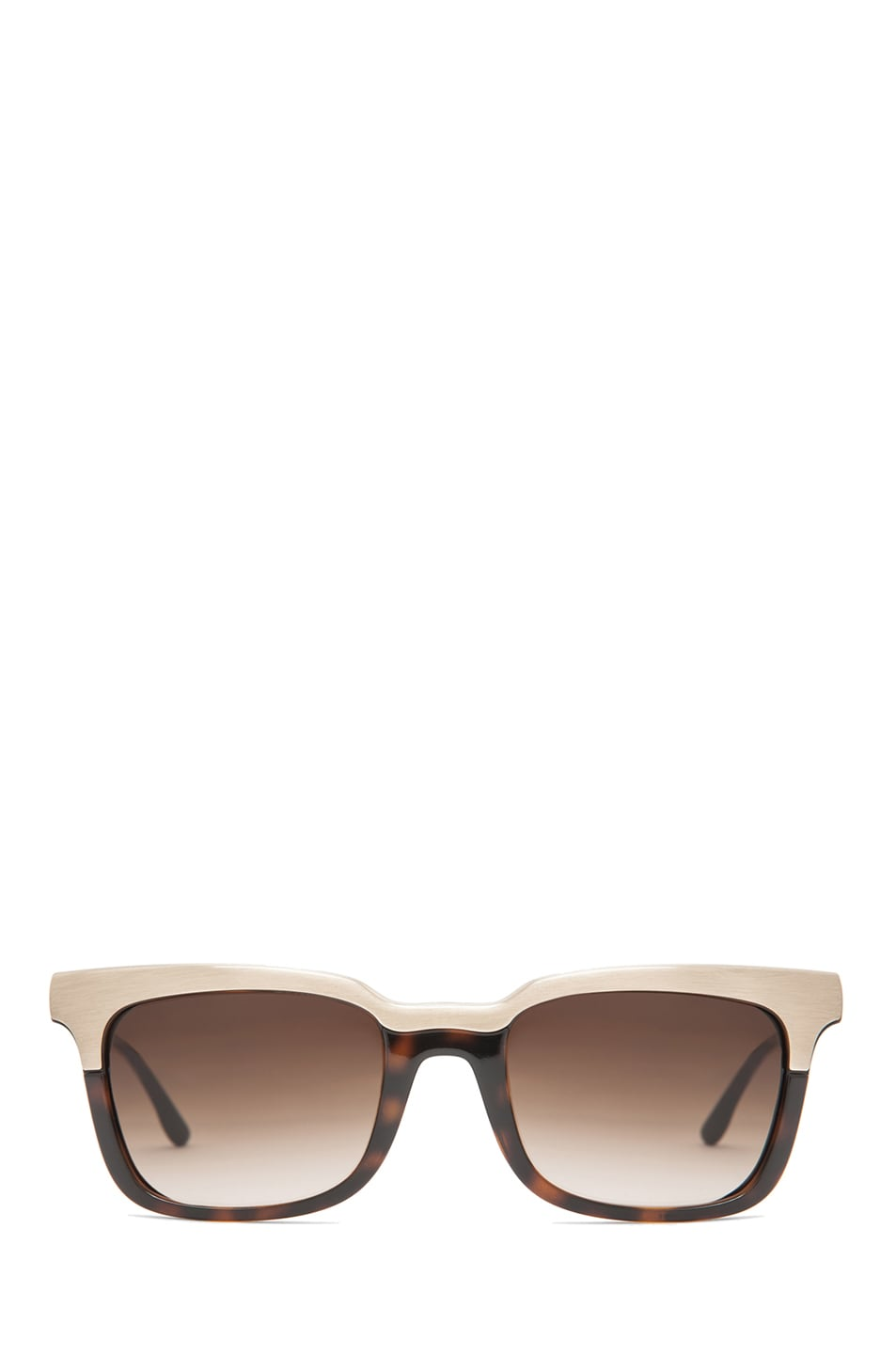 Image 1 of Stella McCartneySunglasses in Brown Gradient & Gold
