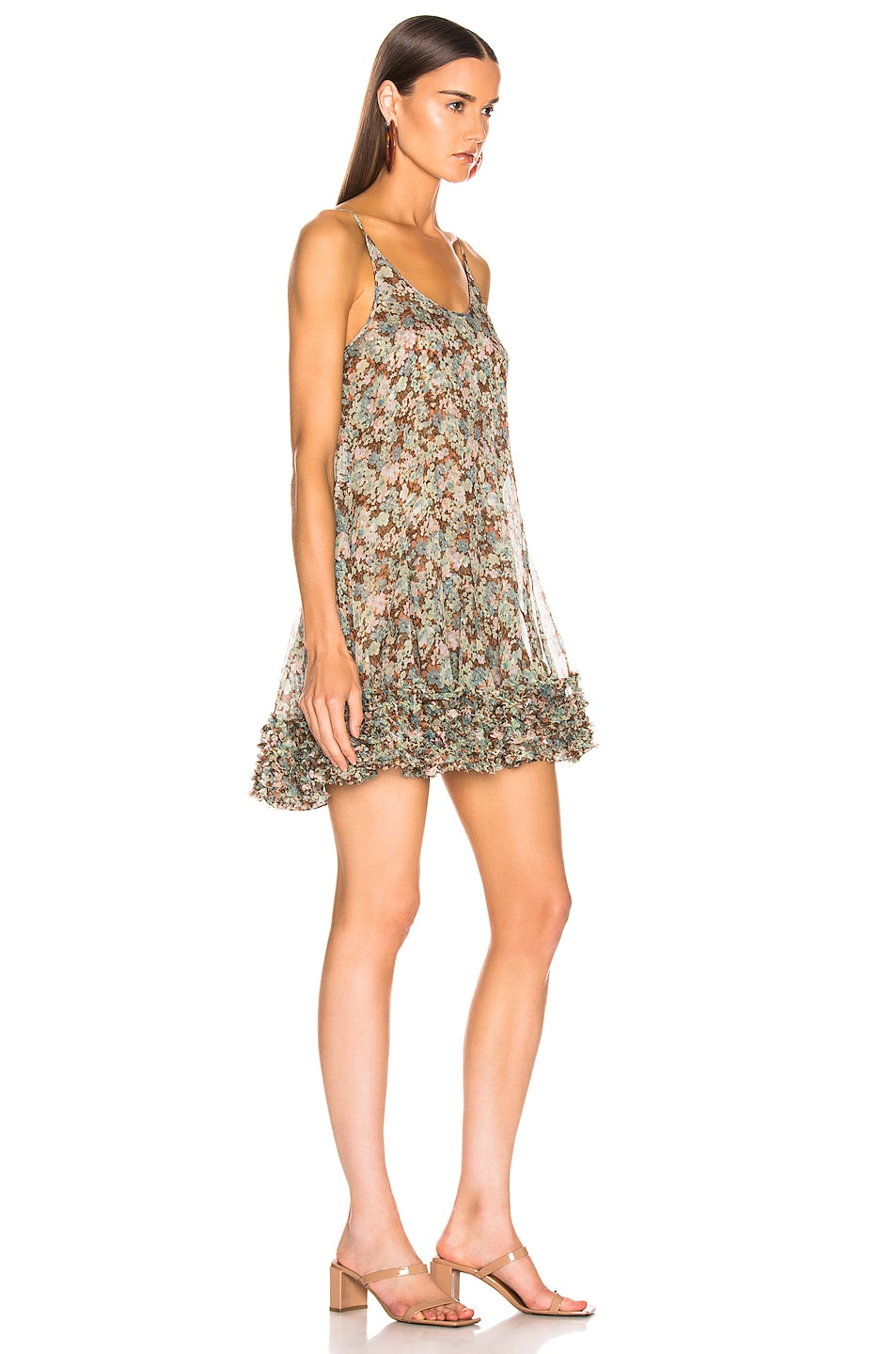 Image 2 of Stella McCartney Meadow Floral Dress in Multicolor