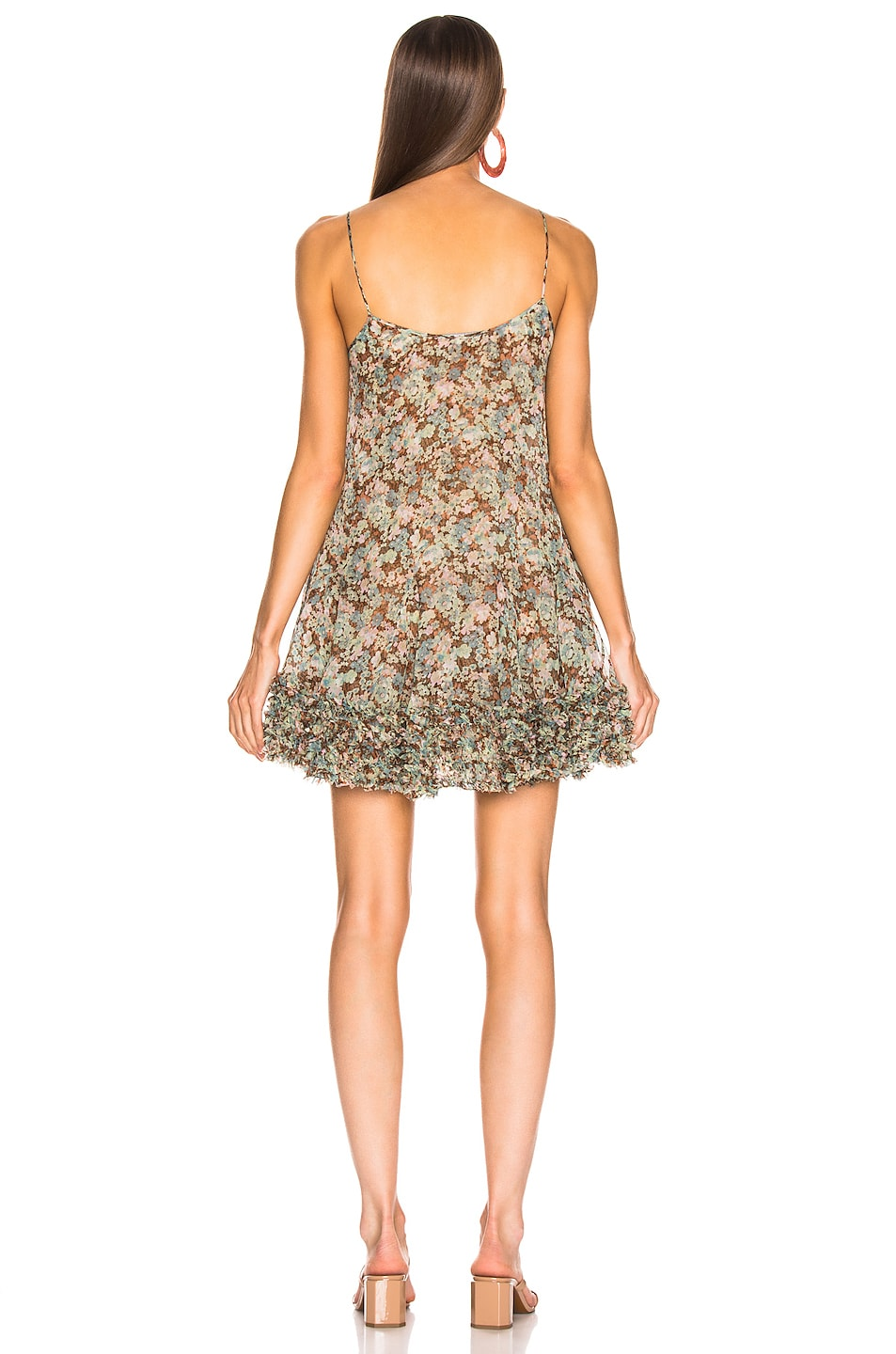 Image 3 of Stella McCartney Meadow Floral Dress in Multicolor