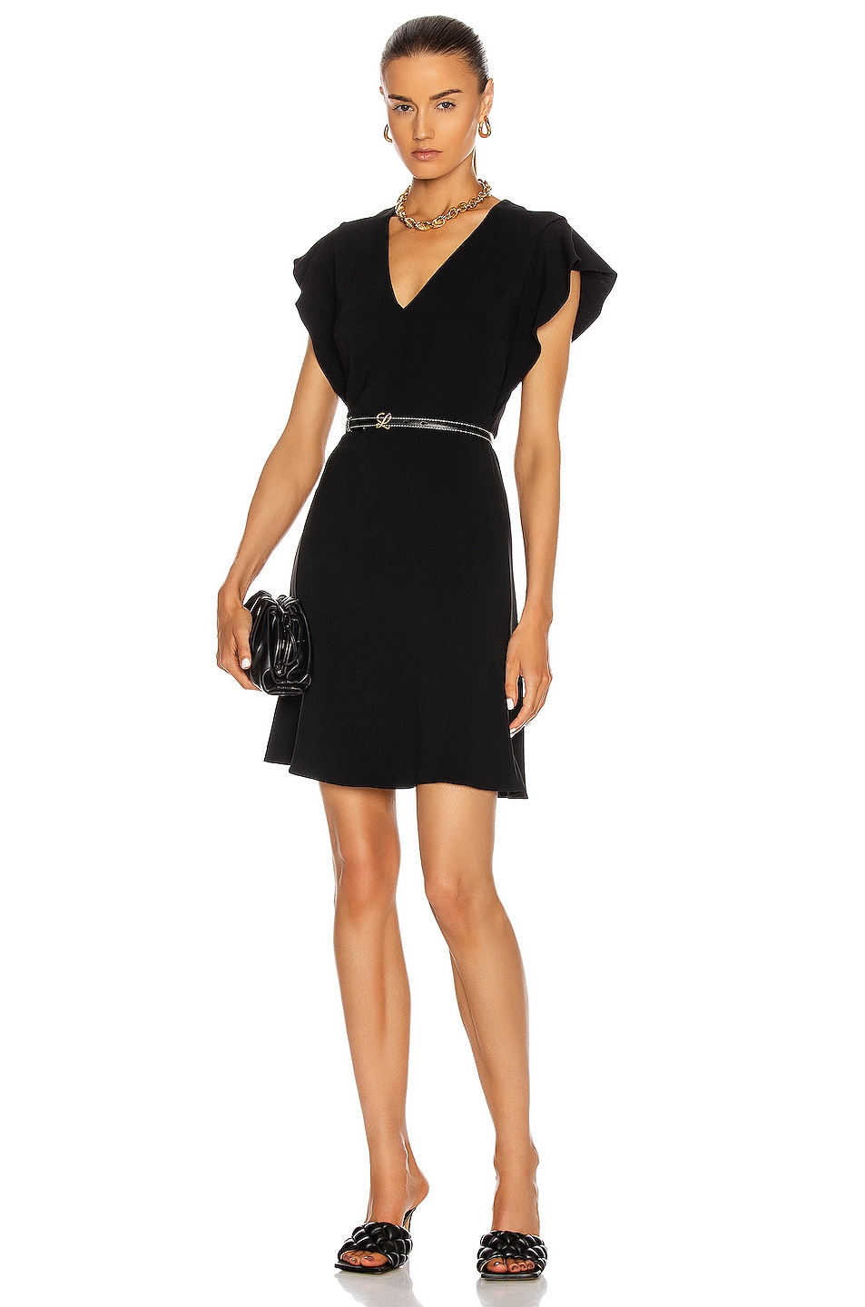 Image 1 of Stella McCartney Grace Dress in Black