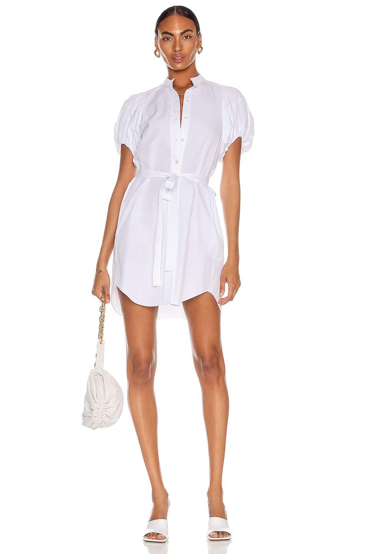 Image 1 of Stella McCartney Anastasia Dress in Pure White