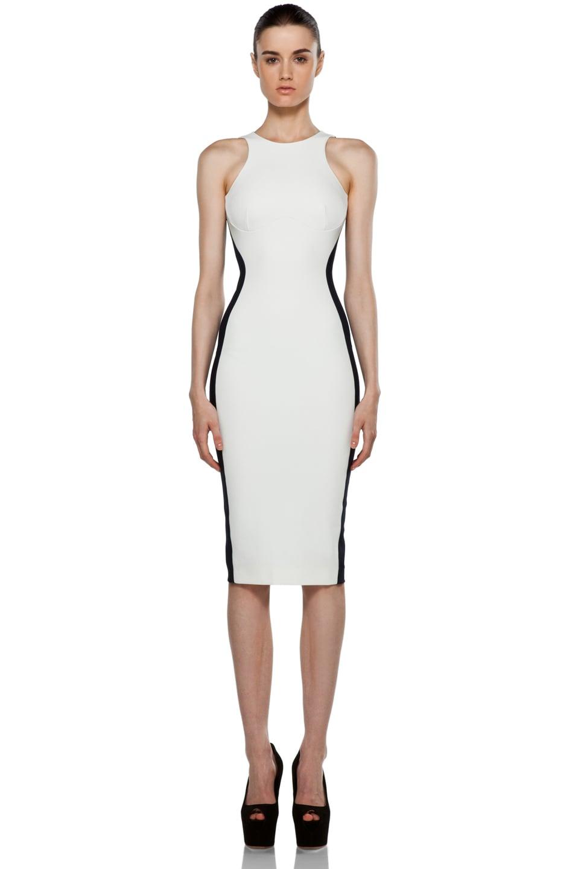 Image 1 of Stella McCartney Octavia Dress in Alabaster