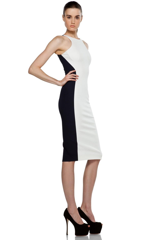 Image 3 of Stella McCartney Octavia Dress in Alabaster