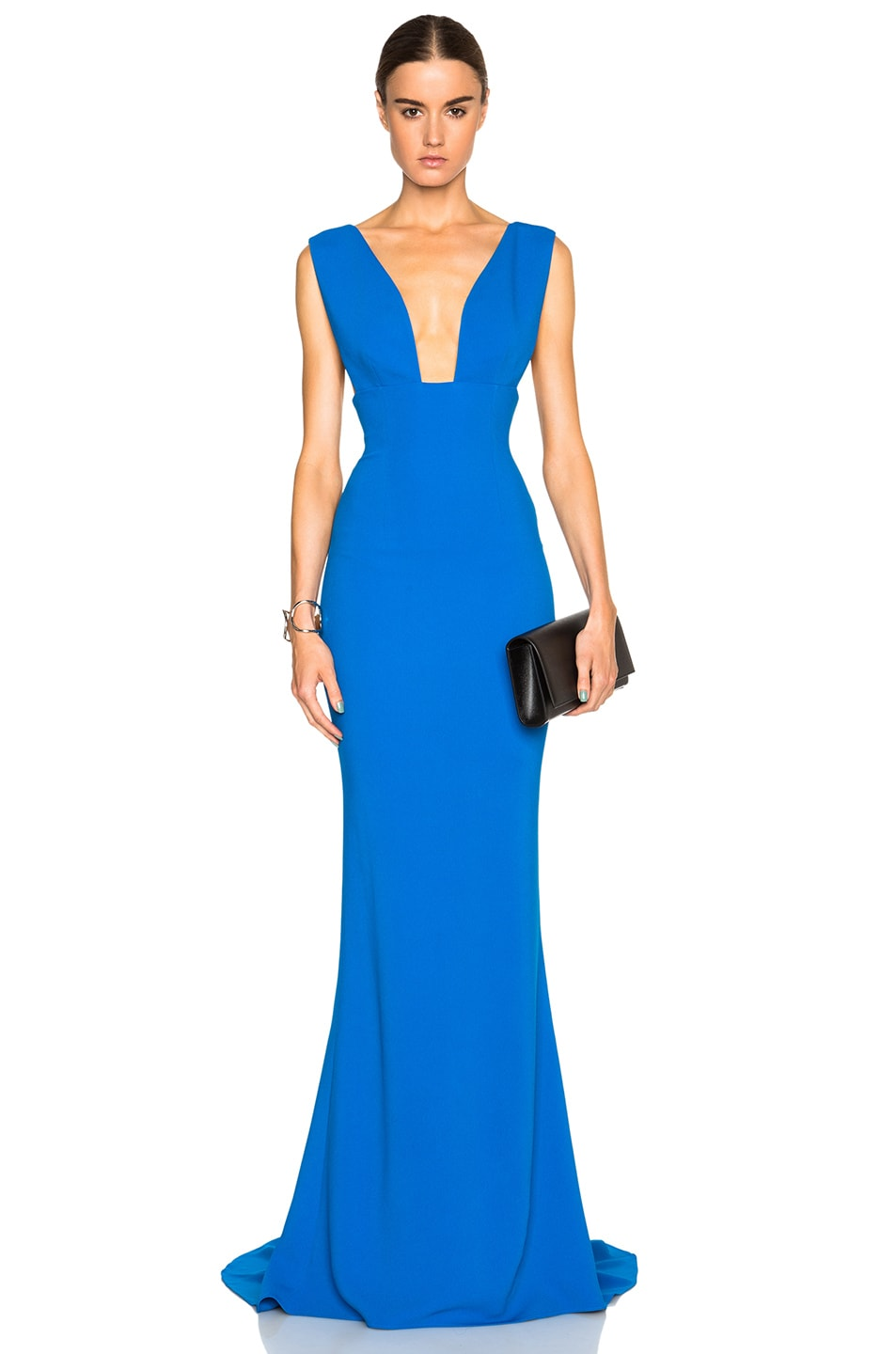 Stella McCartney Kimberly Dress in Bright Blue | FWRD