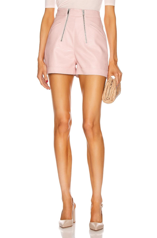 Image 1 of Stella McCartney Kallie Tailored Short in Ballet Pink