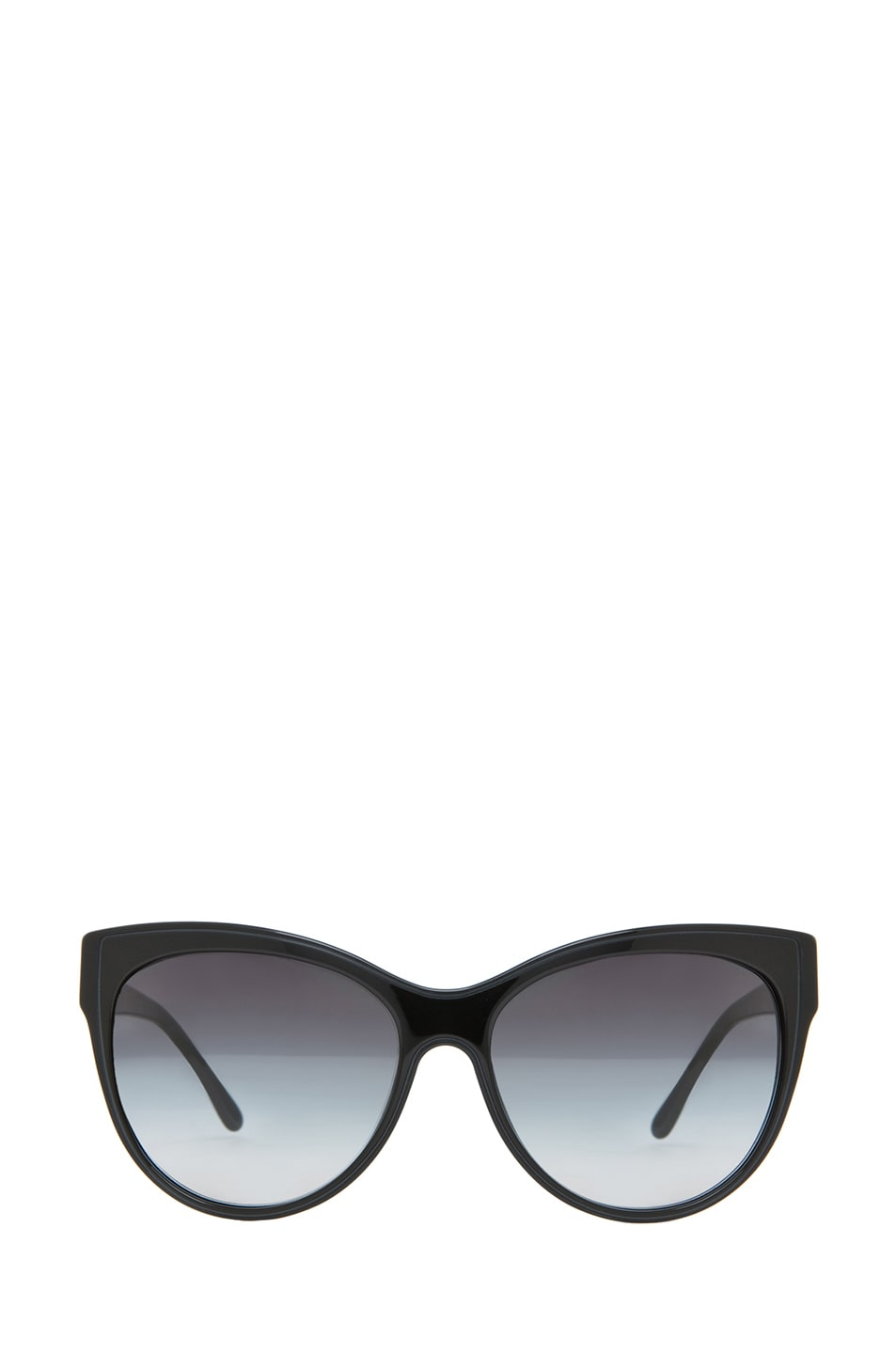 Image 1 of Stella McCartney Sunglasses in Black & Grey Gradient