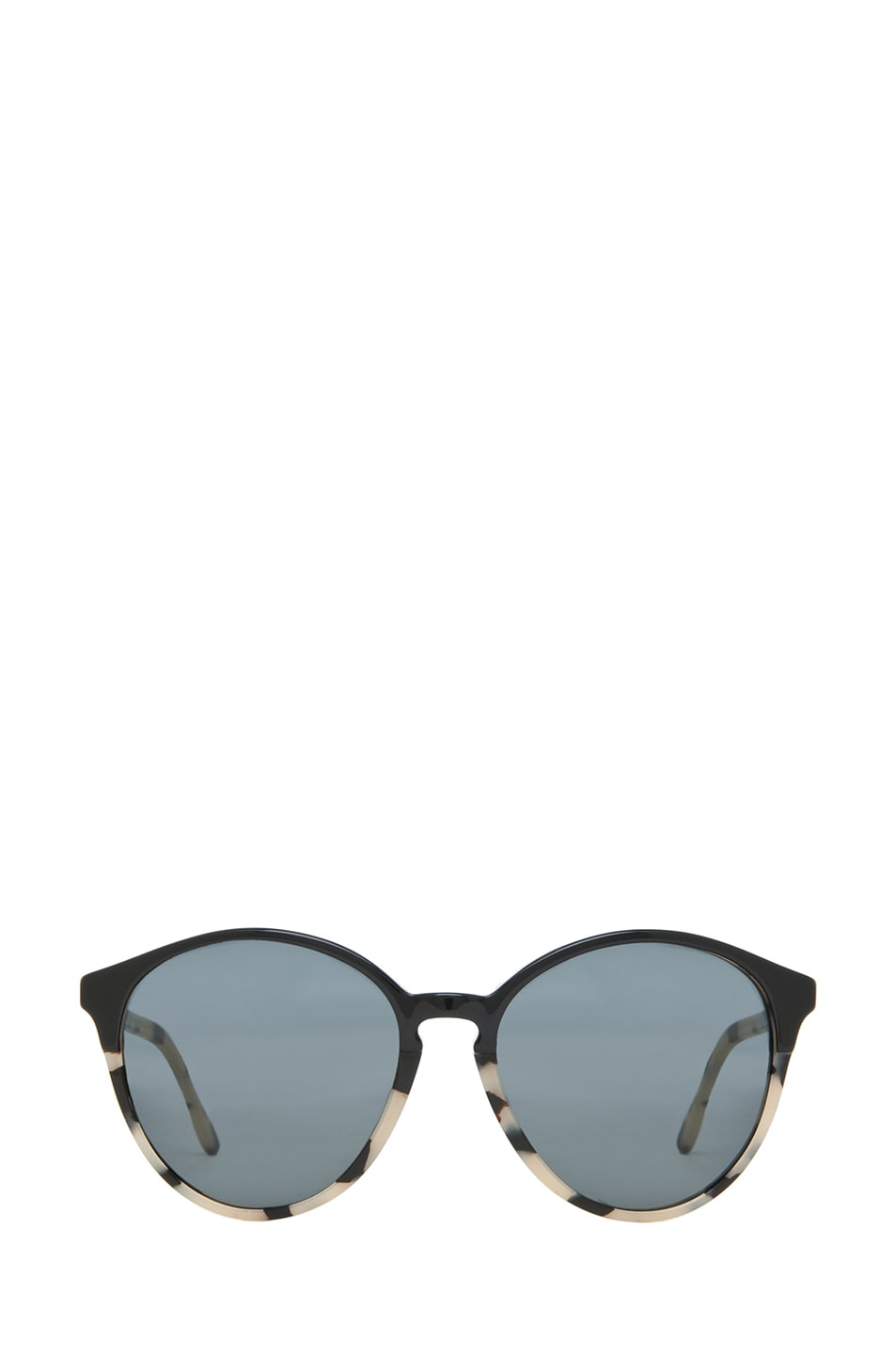 Image 1 of Stella McCartney Sunglasses in Black & Spotty Tortoise