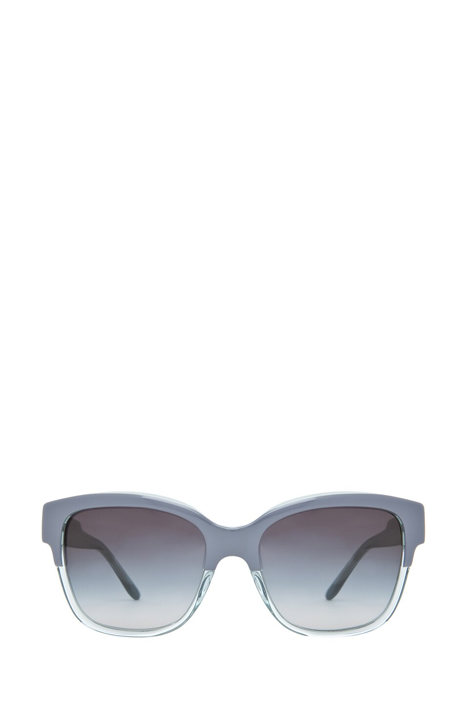 Image 1 of Stella McCartney Sunglasses in Opaque & Translucent Blue