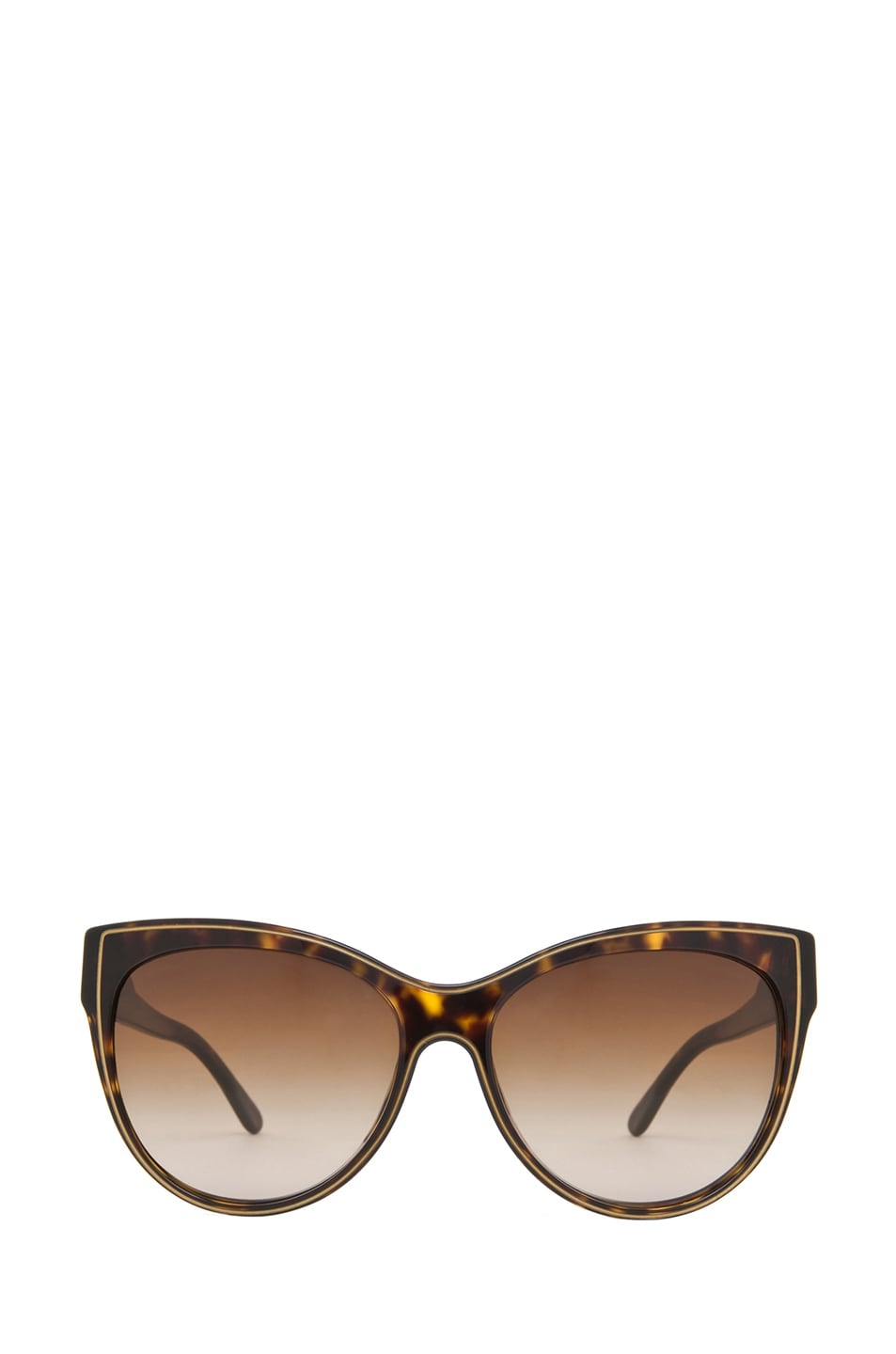 Image 1 of Stella McCartneySunglasses in Dark Tortoise & Brown Gradient
