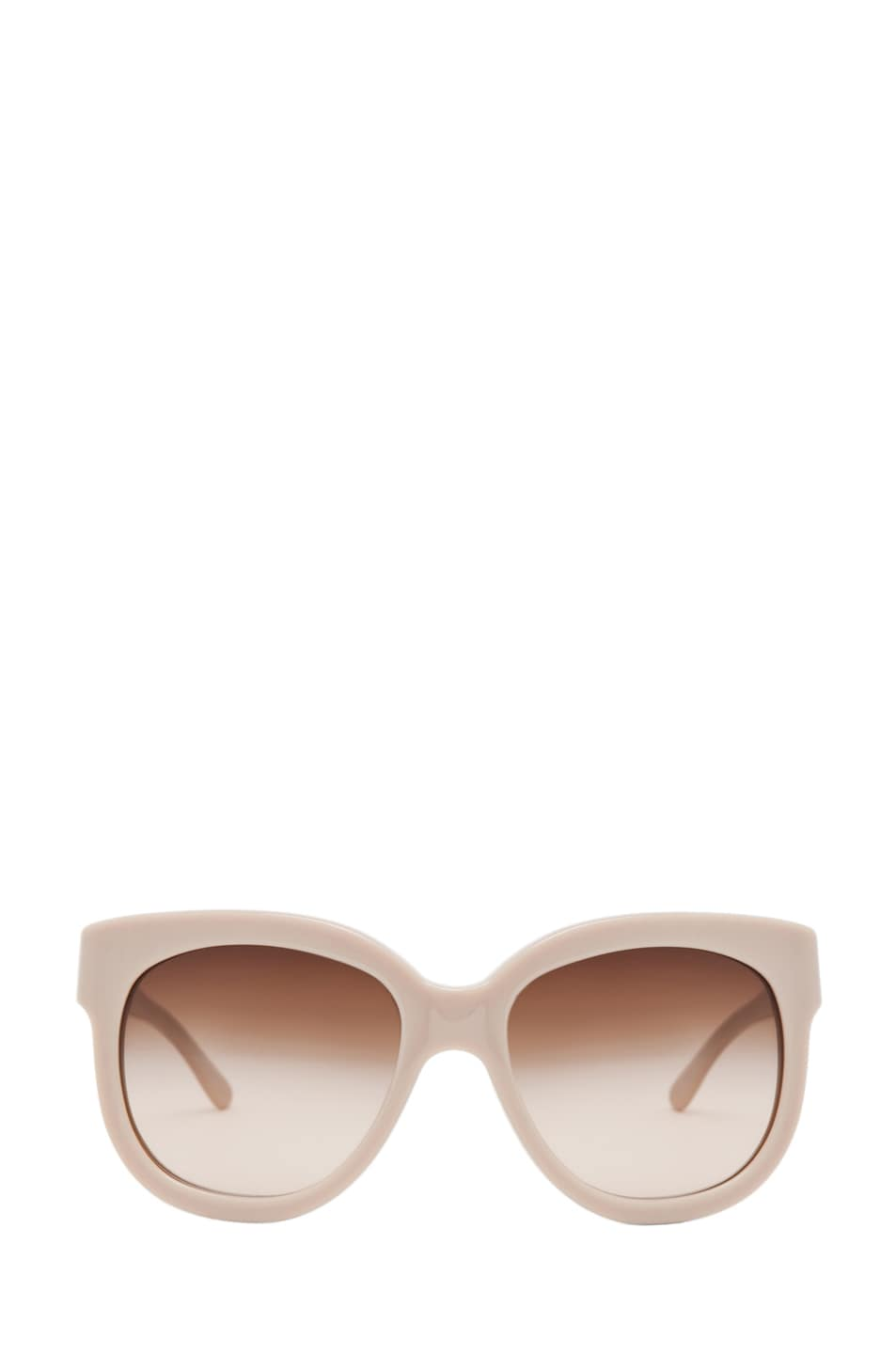 Image 1 of Stella McCartney Sunglasses in Hazelnut