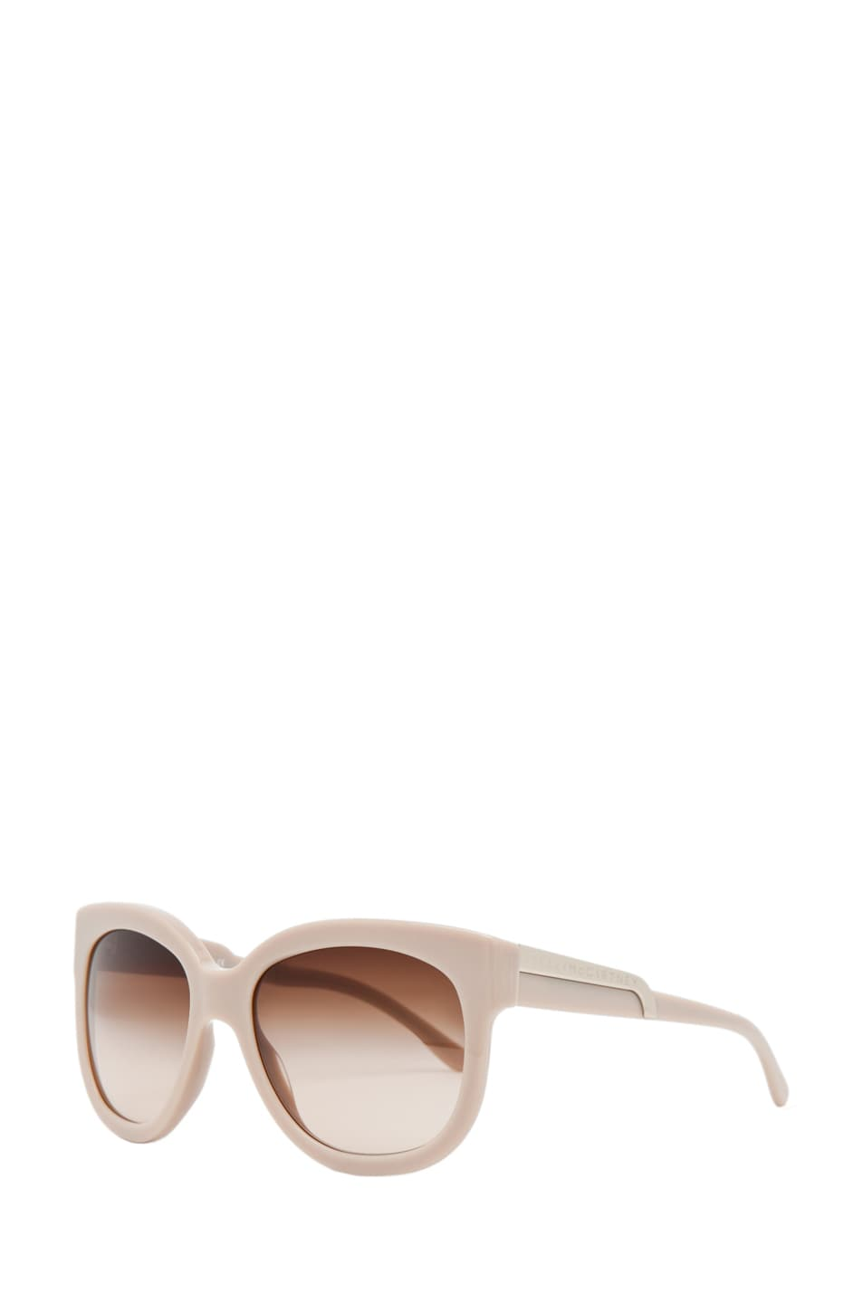 Image 2 of Stella McCartney Sunglasses in Hazelnut