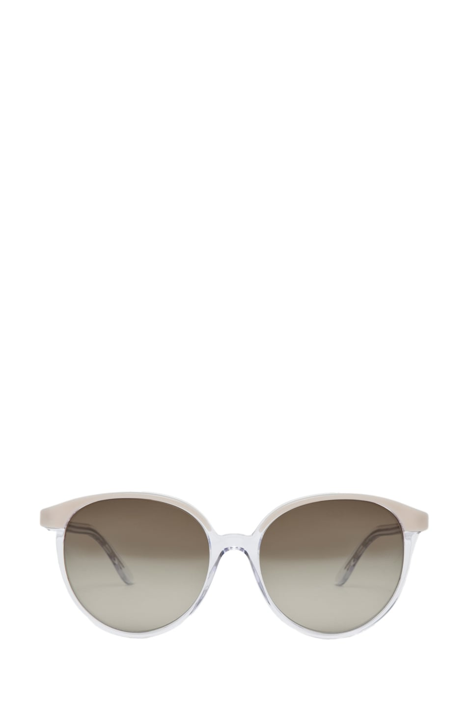 Image 1 of Stella McCartneySunglasses in Beige & Crystal