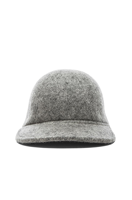 Image 1 of Stella McCartneyWool Hat in Grey