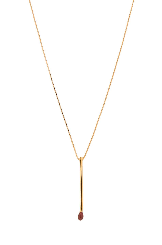 Image 1 of Stella McCartneyPendant Necklace in Mocossin