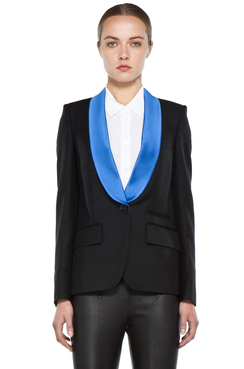 Image 1 of Stella McCartneyBlazer in Black