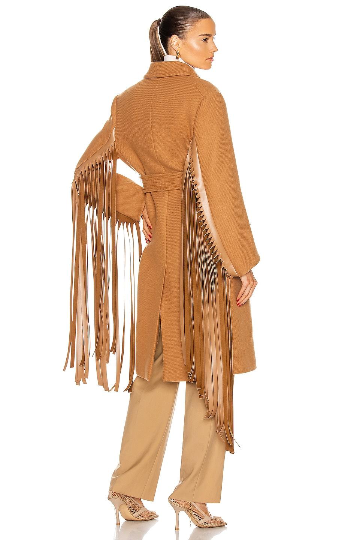 Image 1 of Stella McCartney Pheobe Coat in New Tan