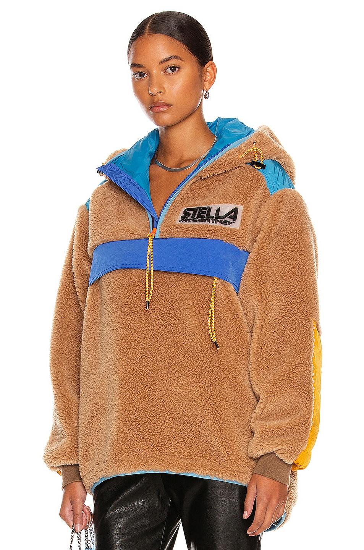 Image 1 of Stella McCartney Marlee Jacket in Biscuit