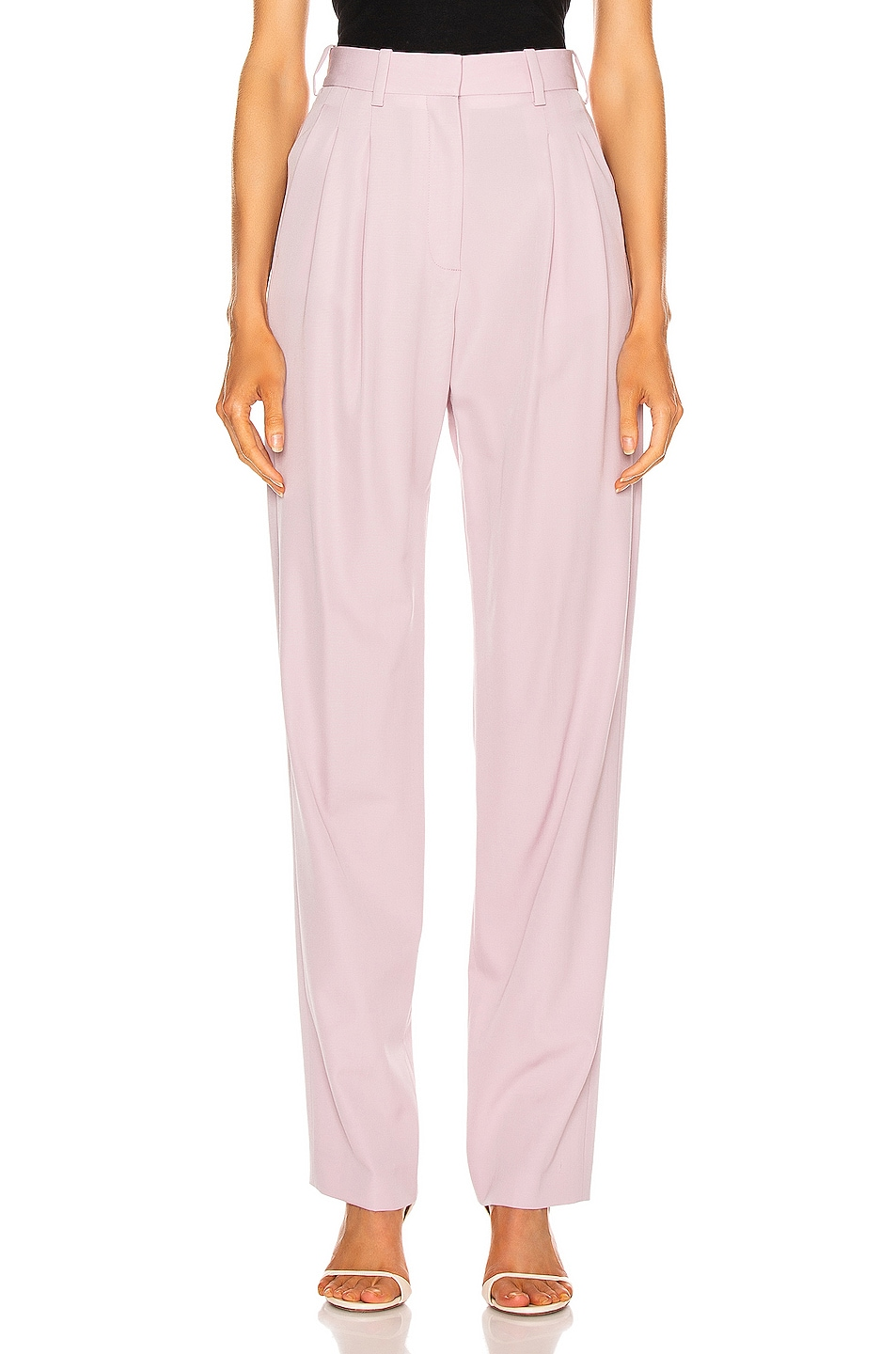 Image 1 of Stella McCartney Lizette Tailored Pant in Lilac