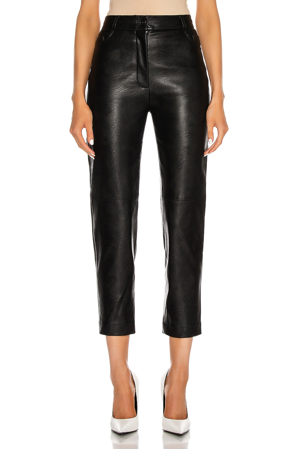 Image 1 of Stella McCartney Hailey Pant in Black