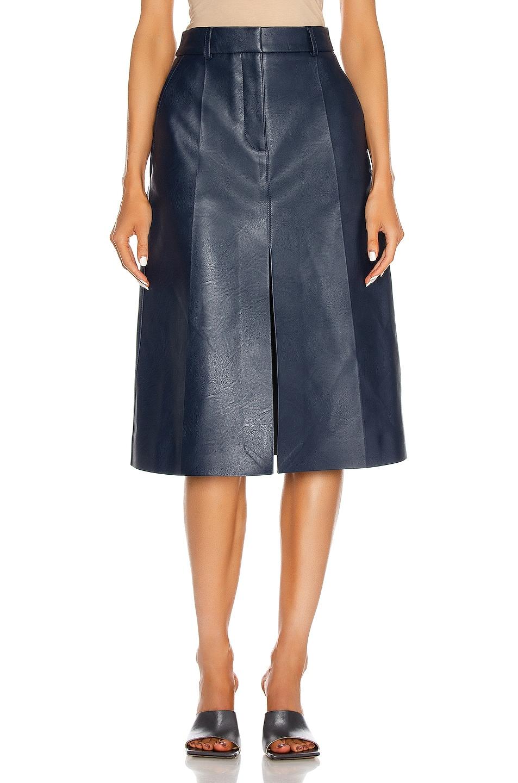 Image 1 of Stella McCartney Alisha Skirt in Navy