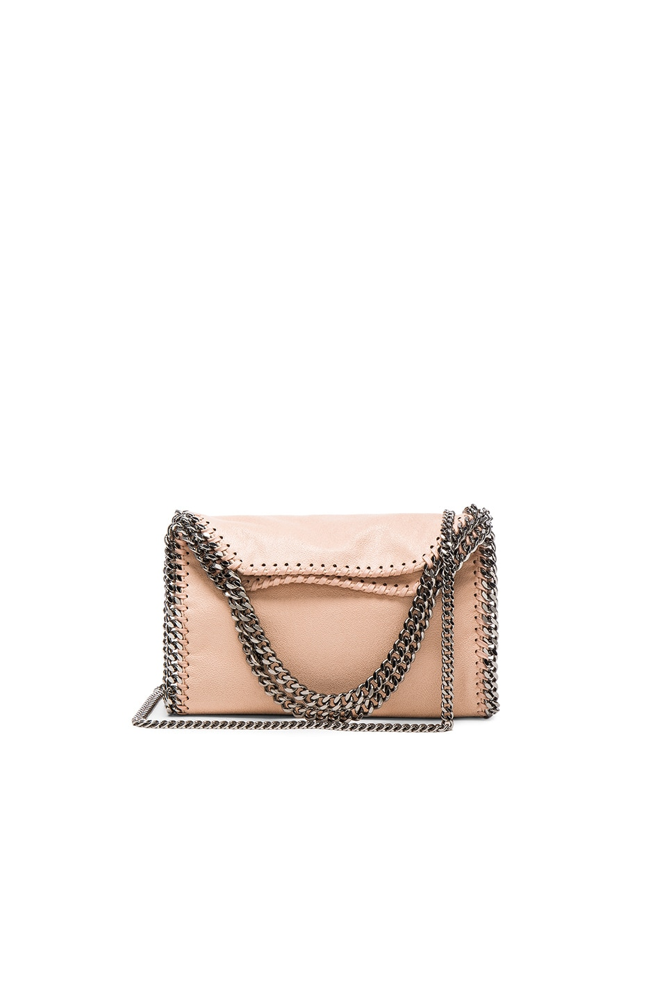 Image 1 of Stella McCartney Mini Shaggy Deer Bella in Powder