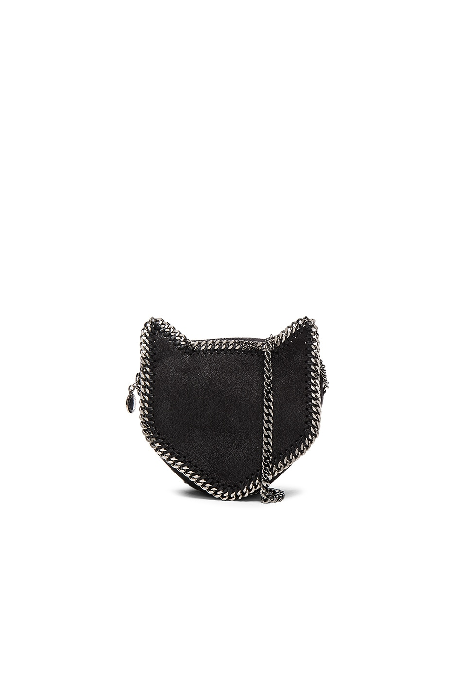 7adb9508ef0a3 Image 1 of Stella McCartney Cat Crossbody in Black